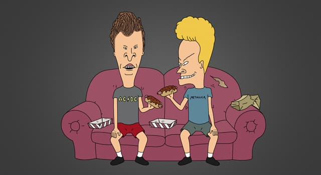 Movies & TV Trivia Question: Who created the whacky MTV cartoon series,  Beavis and Butthead?