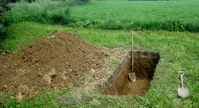 Society Trivia Question: On 1 March 1978, whose coffin was dug up and stolen from its grave?