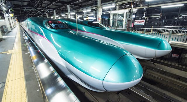 Society Trivia Question: Since the bullet train has run in Japan, how many fatalities has it suffered, as of 2019?