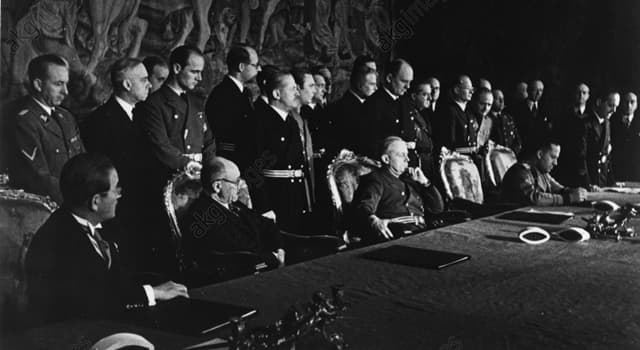 History Trivia Question: The Berlin pact was signed between Japan, Germany and which country?
