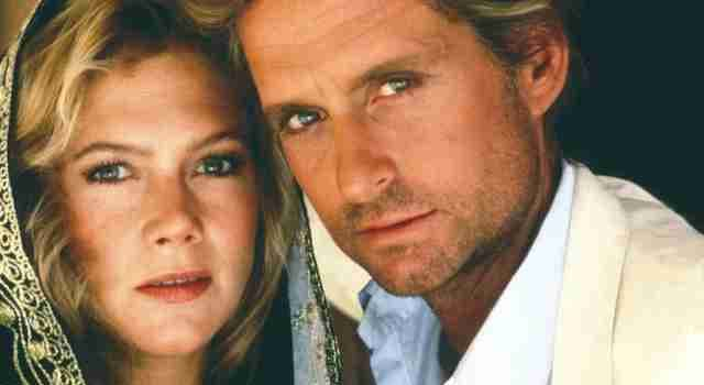 """Movies & TV Trivia Question: """"The Jewel of the Nile"""" was a sequel to which film?"""