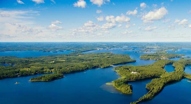 Geographie Wissensfrage: Unter welchem Namen ist Finnland auch bekannt?