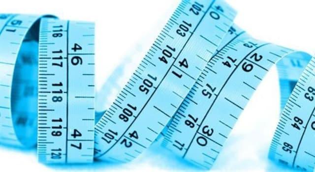 Wissenschaft Wissensfrage: Welche dieser Maßeinheiten ist die kleinste?