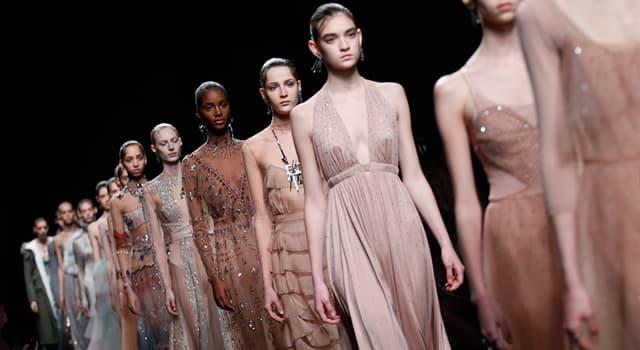 Kultur Wissensfrage: Welche dieser Städte gilt unter den Fashion Weeks dieser Welt nicht als eine der großen Vier?