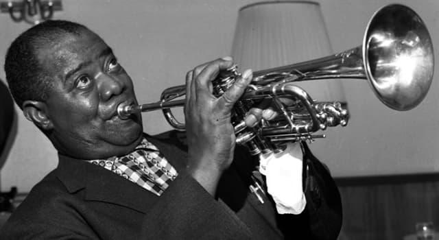 Kultur Wissensfrage: Welchen Spitznamen hatte der amerikanische Jazztrompeter Louis Armstrong?