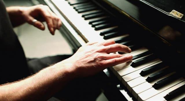 """Kultur Wissensfrage: Welcher """"kräftige"""" Jazzpianist, Organist, Komponist und Entertainer wurde 1904 geboren?"""
