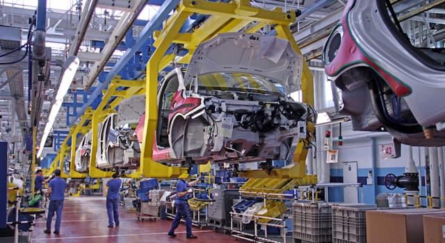 Gesellschaft Wissensfrage: Welches Unternehmen ist kein Automobilhersteller?