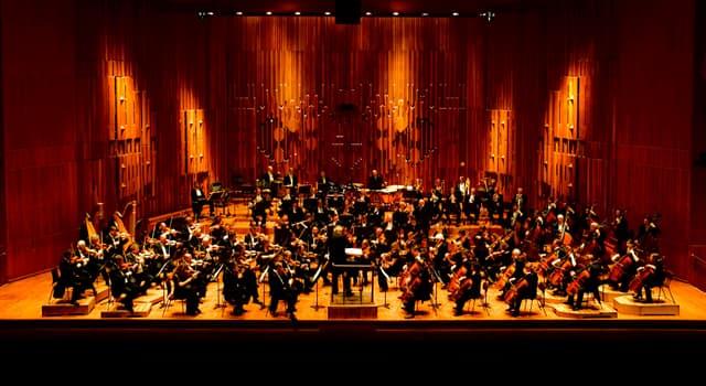 Kultur Wissensfrage: Wer ist Konzertmeister in einem Orchester?
