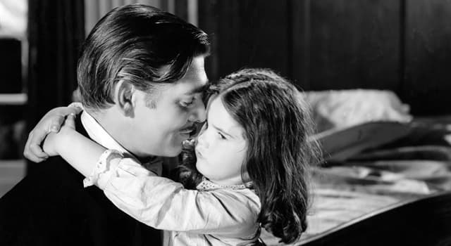 """Movies & TV Trivia Question: What name do Scarlett and Rhett give their daughter in the film """"Gone with the Wind""""?"""