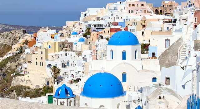 Culture Trivia Question: What is a well-known drink from Greece?