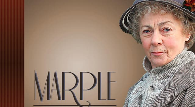 Culture Trivia Question: What is the first name of Agatha Christie's Miss Marple?
