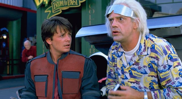 """Movies & TV Trivia Question: What is the name of the main protagonist of the """"Back to the Future"""" trilogy?"""