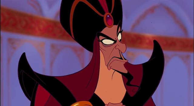 Movies & TV Trivia Question: What is the name of the Royal Vizier in the fantasy film 'Aladdin'?