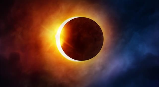 Science Trivia Question: What is the term when a narrow path on Earth is cast in darkness by the Moon during a solar eclipse?
