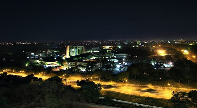Geography Trivia Question: What was Malawi's capital city before Lilongwe?