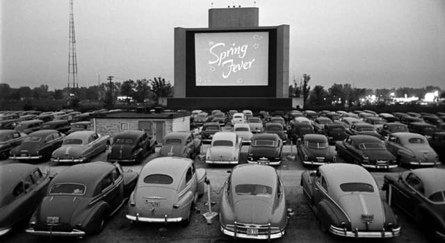 Culture Trivia Question: When did the first drive-in theatre open in Australia?