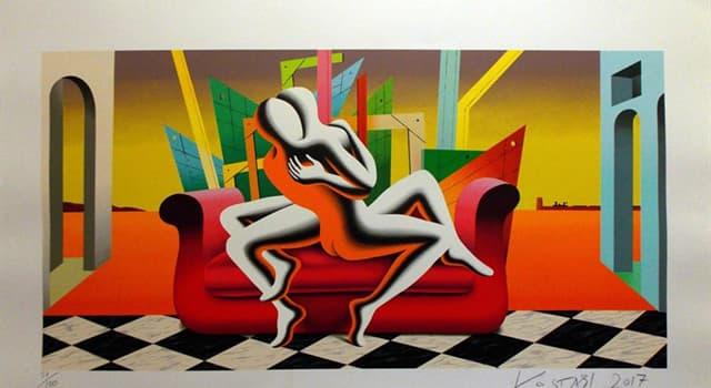 Culture Trivia Question: Where was contemporary artist Mark Kostabi born?