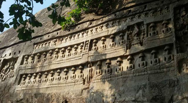 Culture Trivia Question: Where was Jainism founded?