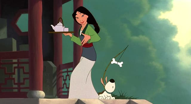 Movies & TV Trivia Question: Which animated film is in the picture?