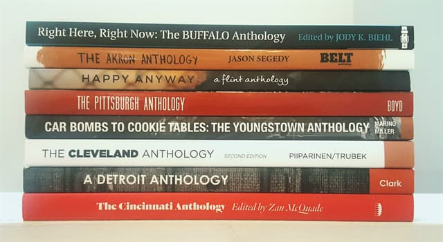 Culture Trivia Question: Which best describes an anthology?