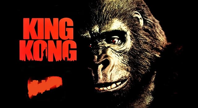 "Movies & TV Trivia Question: Which British novelist worked on the screen play for the 1933 film ""King Kong""?"