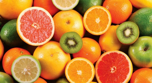 Nature Trivia Question: Which citrus fruit from the family Rutaceae is the largest?