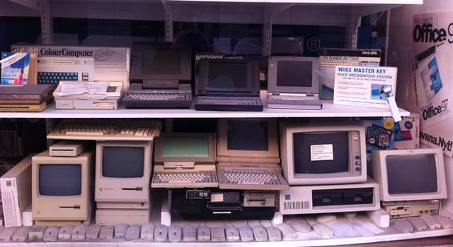 Society Trivia Question: Which company used to produce the Pet, Vic20 and 64 models of computers?