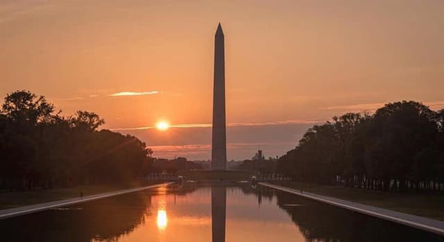 Culture Trivia Question: Which event was witnessed by 75,000 people near the Reflecting Pool in Washington, DC in April 1939?