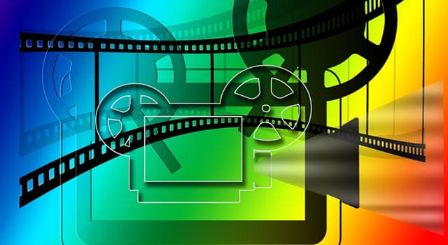 Movies & TV Trivia Question: Which film is about a man who develops a romantic obsession with the image of an enigmatic woman?