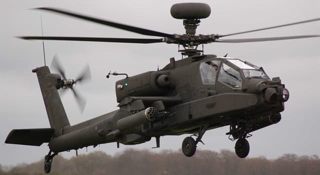 History Trivia Question: Which helicopter replaced the AH-64 Apache in the United States Army?