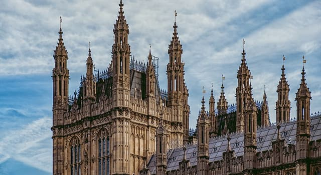 Culture Trivia Question: Which is the largest and tallest tower of the Palace of Westminster in London?