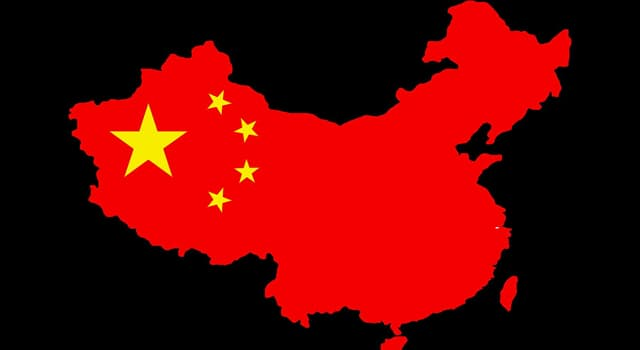 Geography Trivia Question: Which is the largest city square in China and the world?