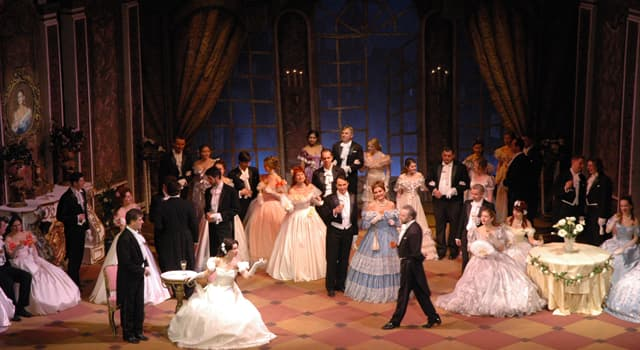 "Culture Trivia Question: Which novel by Alexandre Dumas (son) formed the basis of the opera ""La Traviata""?"