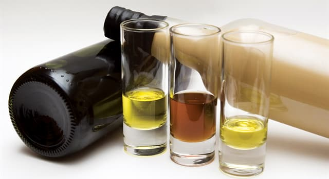 Science Trivia Question: Which of these is a mixture of several alcohols produced as a by-product of alcoholic fermentation?