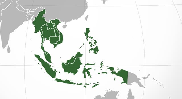 Geography Trivia Question: Which of these Southeast Asian countries lies on the Equator?