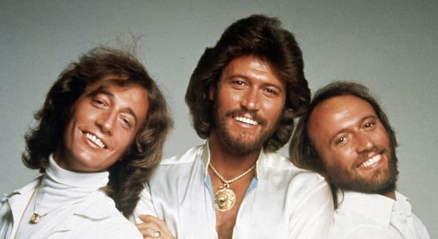 Culture Trivia Question: Which song moved the Bee Gees to the top of the music charts in 1971?