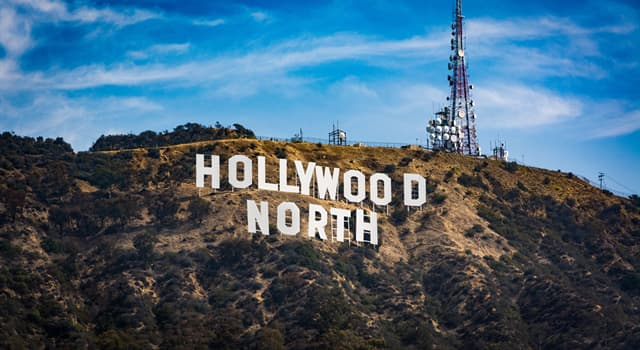 Geography Trivia Question: Which two Canadian cities are dubbed, 'Hollywood North' for their prosperous film industry?