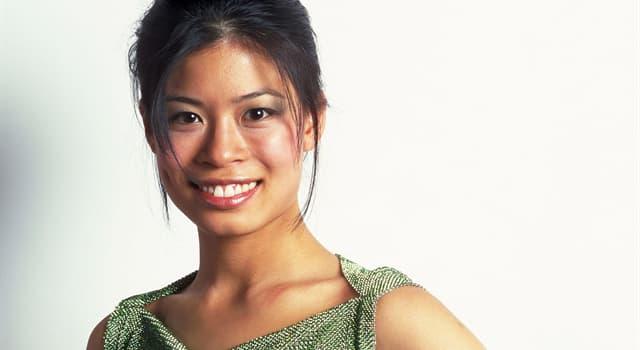 Culture Trivia Question: Who is Vanessa-Mae?