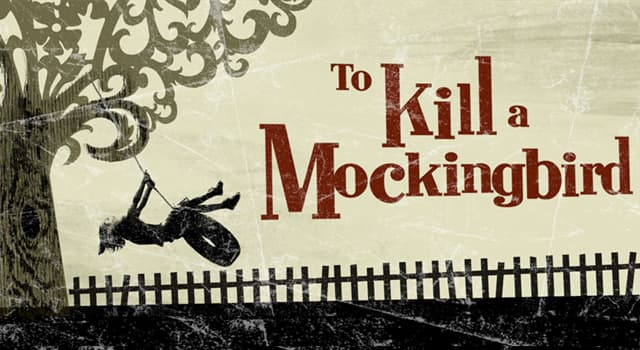 "Culture Trivia Question: Who wrote the book ""To Kill a Mockingbird""?"