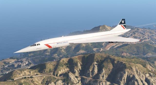 Geschichte Wissensfrage: Wie viele tödliche Unfälle hatte die Concorde in ihrer 27-jährigen Betriebsgeschichte?