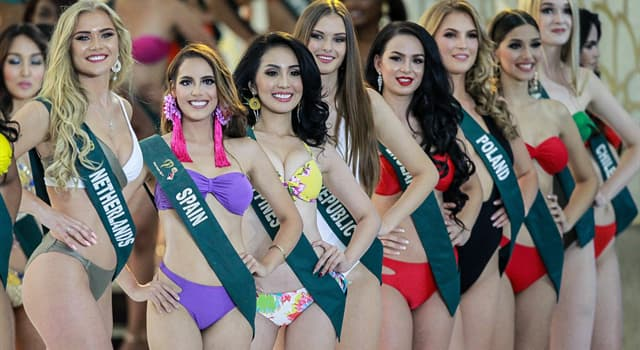 Society Trivia Question: A model from which country became Miss Earth 2019?