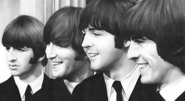 Culture Trivia Question: How many Christmas number ones did the Beatles have in the UK?