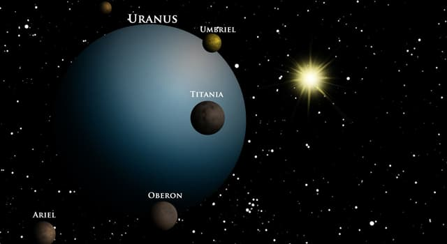 "Science Trivia Question: How many moons of Uranus were named after characters from ""The Rape of the Lock""?"