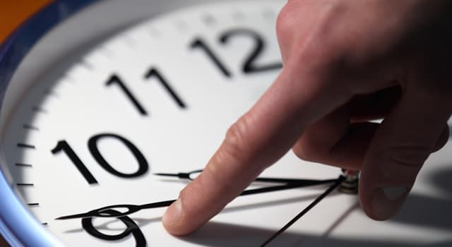 Science Trivia Question: How many seconds in one hour?