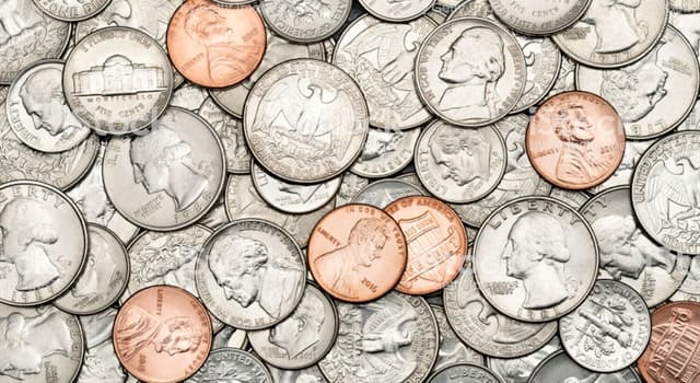 Society Trivia Question: If you collect American coins, which of these coins is impossible to obtain?