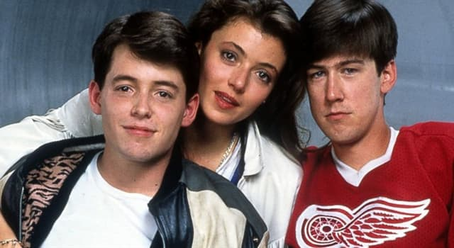 """Movies & TV Trivia Question: In the film """"Ferris Bueller's Day Off"""", what song does Ferris Bueller lip-synch""""?"""