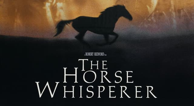 "Movies & TV Trivia Question: In the film ""The Horse Whisperer"" who plays the injured teenager Grace MacLean?"
