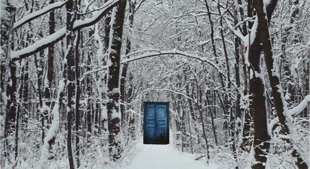 Culture Trivia Question: In the novels of CS Lewis, who, chronologically, is the first human to enter Narnia?