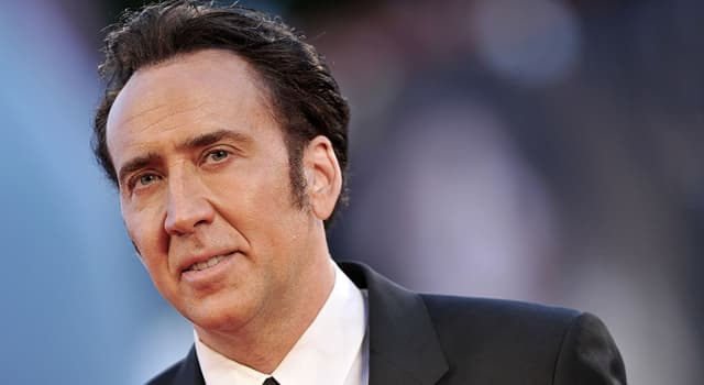 Movies & TV Trivia Question: In which film did Nicolas Cage win his first and only Academy Award?