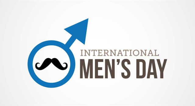 Culture Trivia Question: In which month is International Men's Day celebrated?